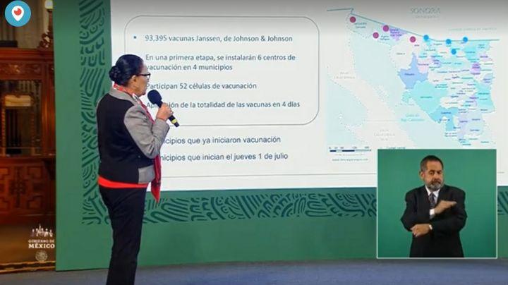 ¡Atención! Este es el plan de vacunación contra Covid-19 para la frontera de Sonora con EU