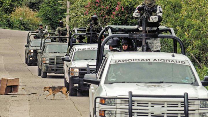 La UIF investiga a la Guardia Nacional por lavar dinero a través de red de empresas fantasmas