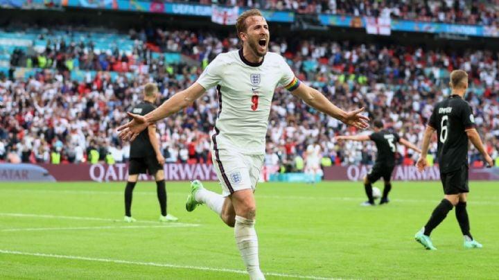 Inglaterra liquida a Alemania y avanza a cuartos de final de la Eurocopa
