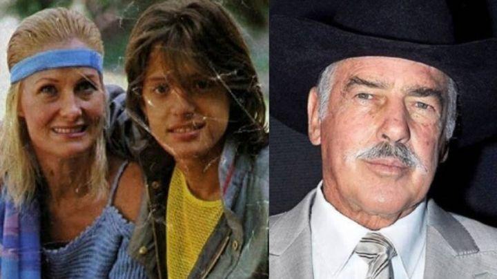 ¿Traicionó a Luisito Rey? Andrés García revela si fue amante de Marcela Basteri y es padre del 'Sol'