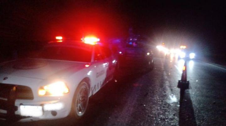 FUERTES FOTOS: Sin piedad, conductor atropella a joven; dejó al herido y huyó del sitio