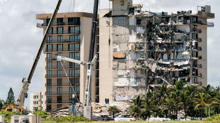 Macabra predicción: Años atrás, una carta habría advertido del colapso del edificio en Miami