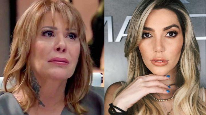 """""""Tomo antidepresivos"""": Alejandra Guzmán se 'rompe' en TV Azteca y habla con Chapoy de Frida Sofía"""