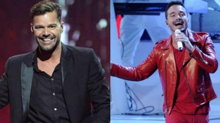 "Famoso reguetonero 'declara' abiertamente su amor a Ricky Martin: ""Me casaría contigo, te amo"""