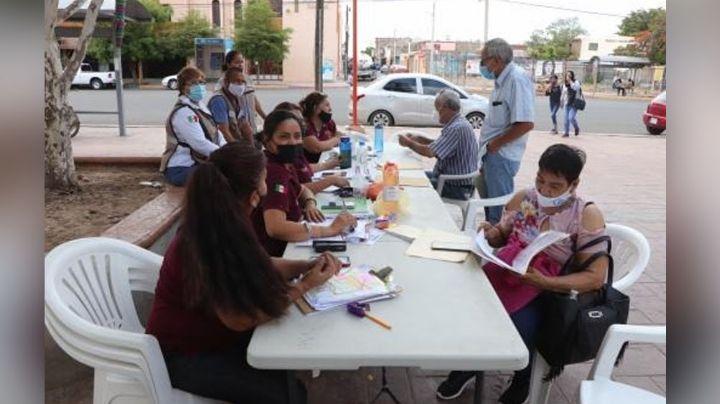 Ciudad Obregón: Avanza entrega de pensiones a adultos mayores y personas con discapacidad de Cajeme
