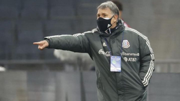 'Tata' Martino asegura que el equipo mexicano no se encuentra obligado a ganar una medalla en Tokio