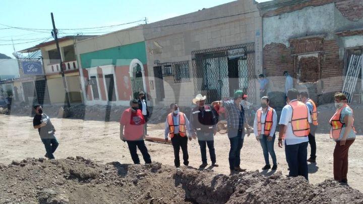 Obras inconclusas quedarán de 'herencia' para la próxima administración en Guaymas