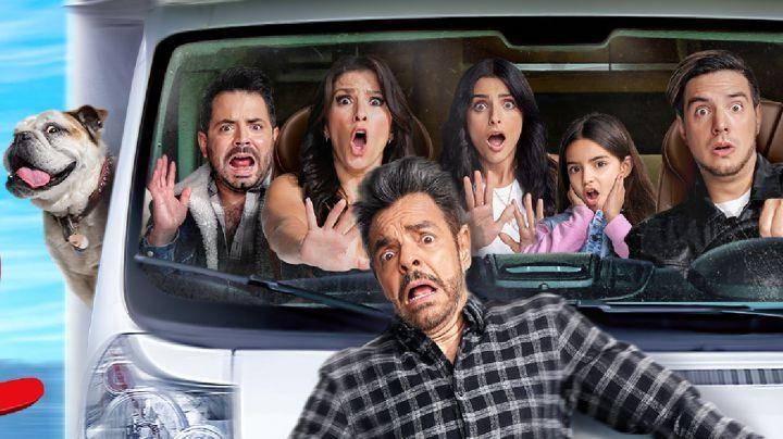 ¿Tercera temporada? Familia de Eugenio Derbez se va de viaje y lo comparten en redes