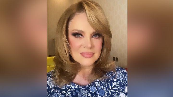 Érika Buenfil deja boquiabierto a Televisa al lucirse irresistible en Instagram