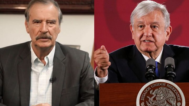 Vicente Fox vs AMLO: Estas han sido las 'peleas' más controversiales entre ambos políticos