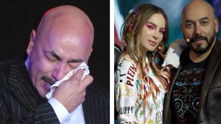"""""""Con bolsas caras: Así trató de enamorar Lupillo a Belinda en 'La Voz'; por esto se quitó el tatuaje"""