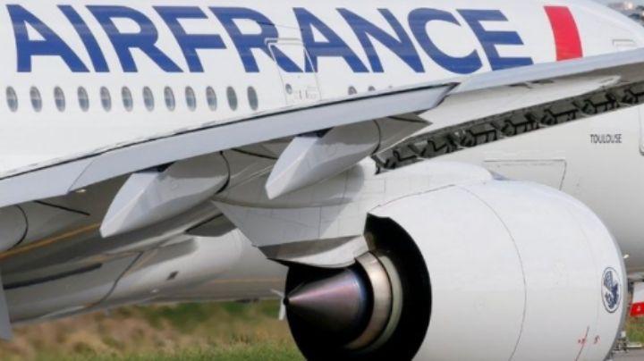 Alerta en Francia: Aislan avión por amenaza de bomba e investigan a los pasajeros