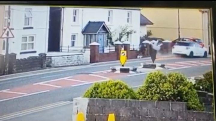 FOTOS: El aterrador momento en el que modelo de OnlyFans es atropellada; conductor iba ebrio
