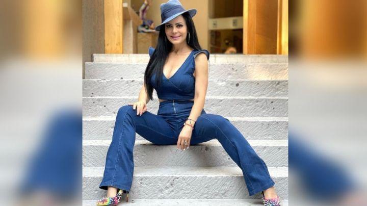 Instagram: Maribel Guardia deja ver sus envidiables piernas en colorido vestido