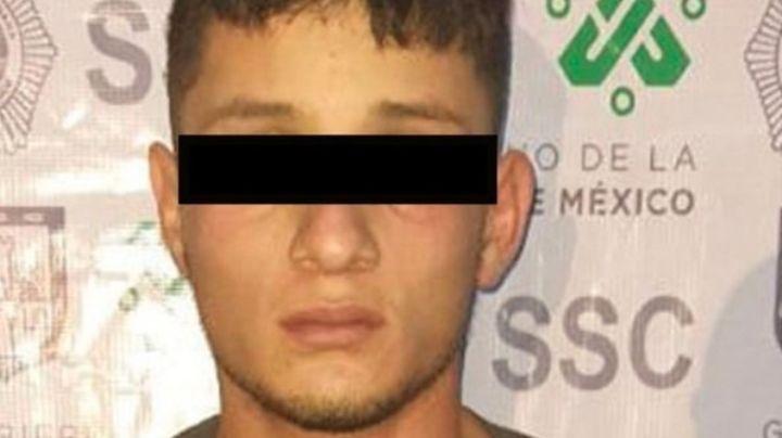 Capturan a 'El Chacal', presunto integrante de La Unión Tepito en la CDMX