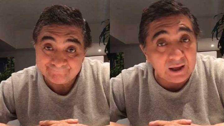 """¿Molesto? Carlos Bonavides arremete contra Laura Bozzo: """"Nunca pudo dejar de gritar"""""""