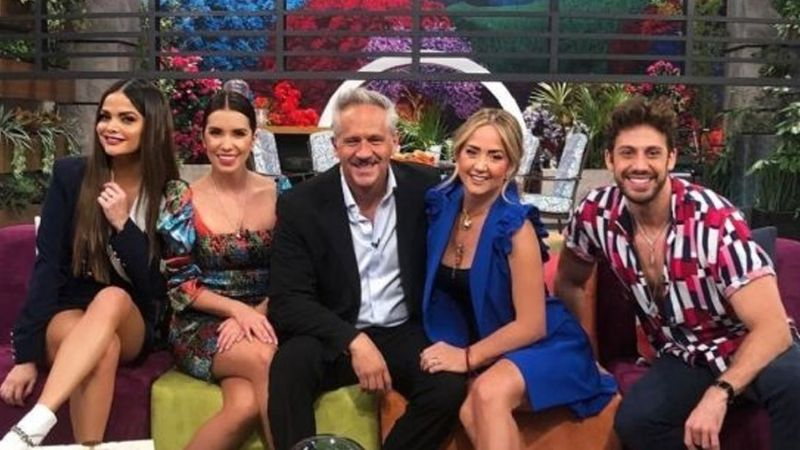 Televisa: Integrante de 'Hoy' estrenaría romance ¡con amigo de su exnovio!; es este actor
