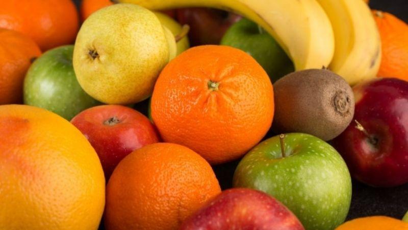 Identifica las frutas que se pueden comer con cáscara y aprovecha todos sus beneficios