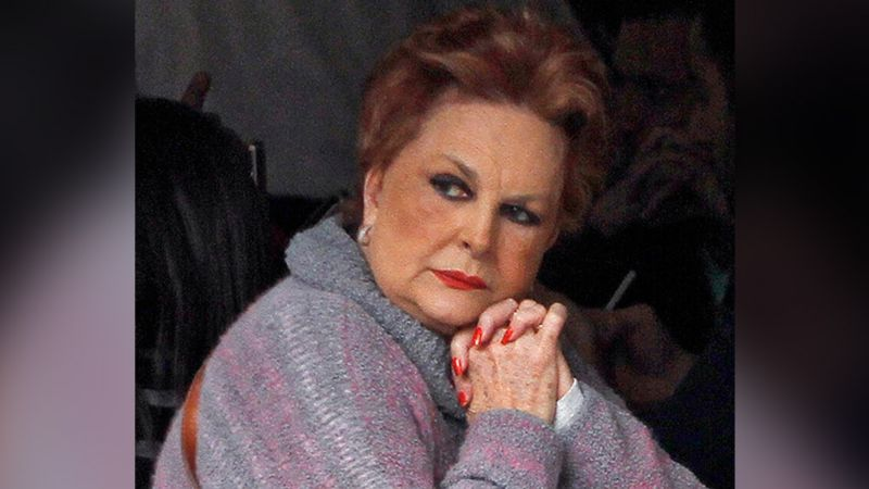 ¿En Televisa? Talina Fernández confiesa en vivo que productor le quedó a deber 300 mil pesos