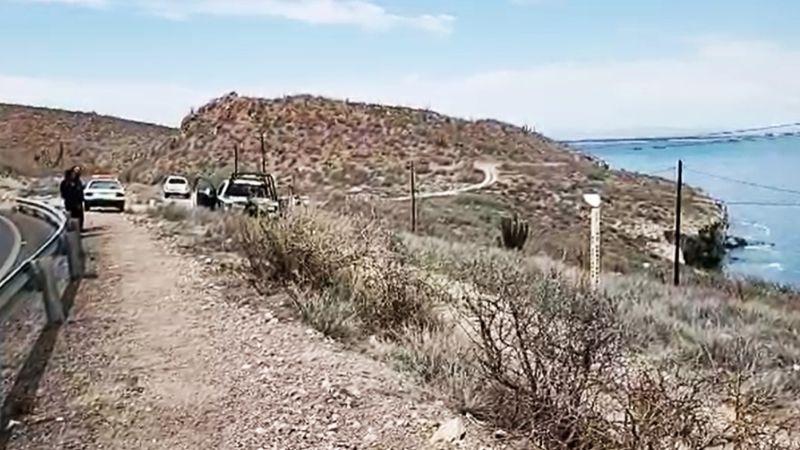 Localizan otro cadáver 'entambado' en aguas de Guaymas; fue totalmente desmembrado