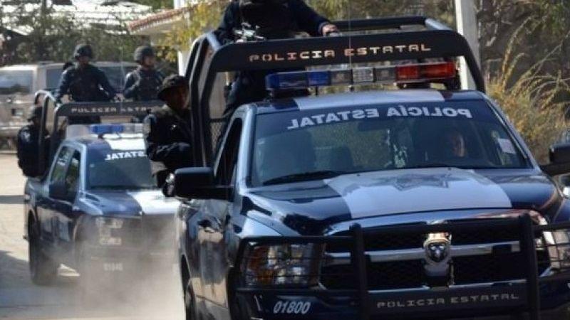 Grupo armado ataca a patrulla de la Policía Estatal en Oaxaca; hay un muerto y un herido