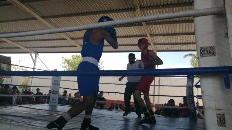 El torneo de boxeo amateur 'Puños Rosas' hace historia en Cajeme