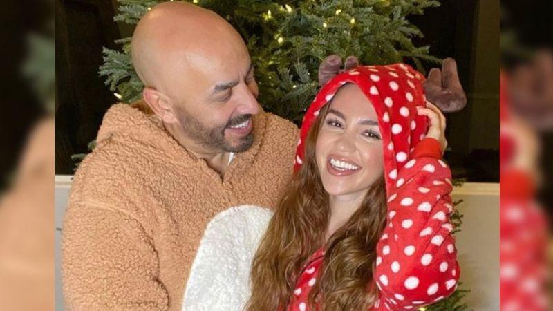 A pesar de ser 23 años más joven que él, novia de Lupillo Rivera estaría embarazada: FOTO