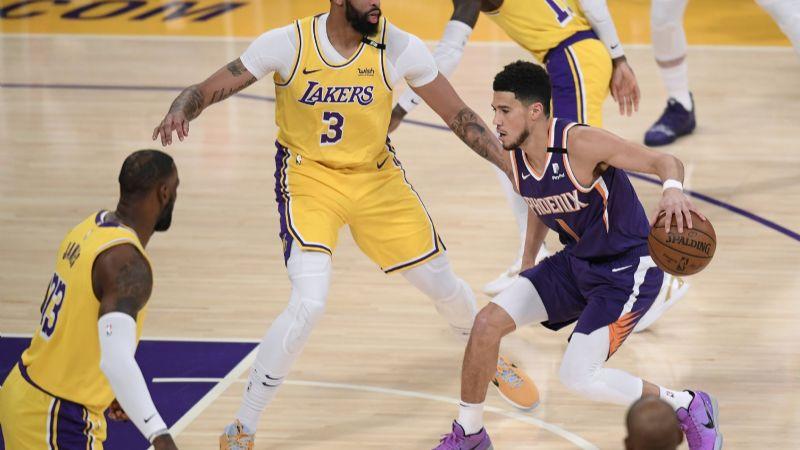 ¡El Rey ha muerto! Soles completan la quema ante Lakers y LeBron James