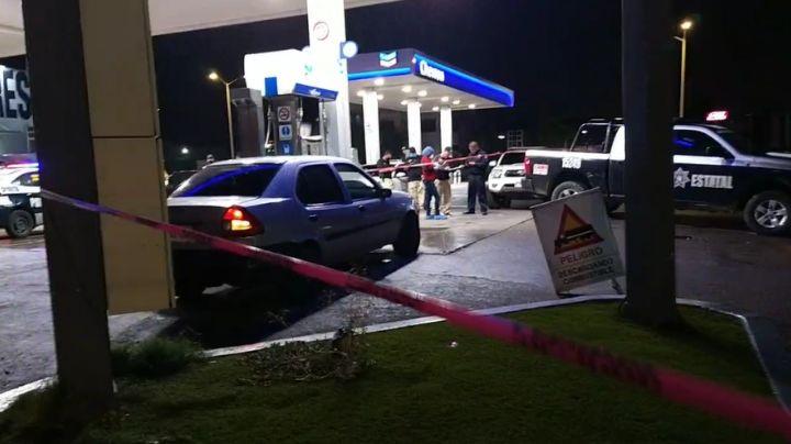 A sangre fría: Sujetos armados acribillan a piloto en Ciudad Obregón mientras conducía