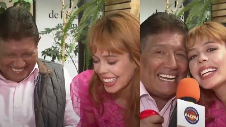 """""""¿Y qué tiene?"""": Juan Osorio defiende en 'Hoy' su noviazgo con actriz de Televisa 37 años menor"""