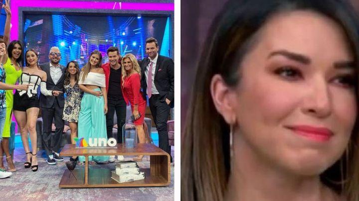 """""""Por traicionera y mam..."""": Conductores de 'VLA' destrozan en vivo en TV Azteca a Laura G"""