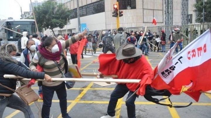 Perú: Desmienten que un izquierdista haya muerto por agresión de los adeptos de Fujimori