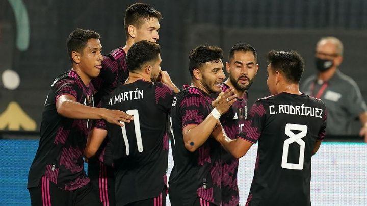 El Tri estrena a sus refuerzos y vence 3-0 a Panamá en un partido de preparación para los Juegos Olímpicos