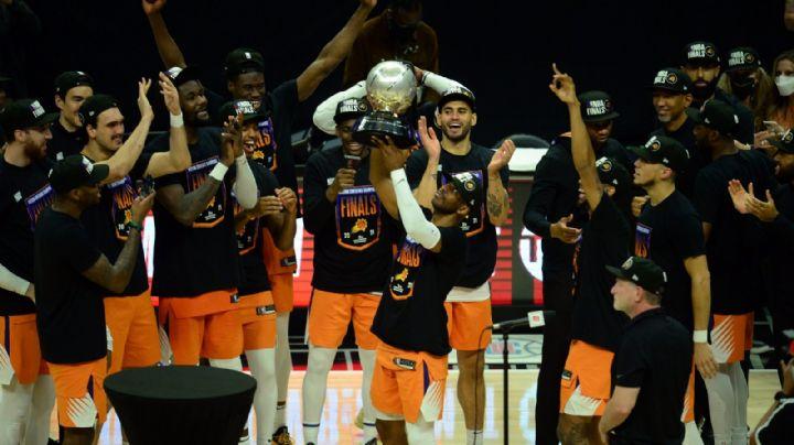 Los Suns son los nuevos campeones de la Conferencia Oeste y se instalan a la gran final de la NBA