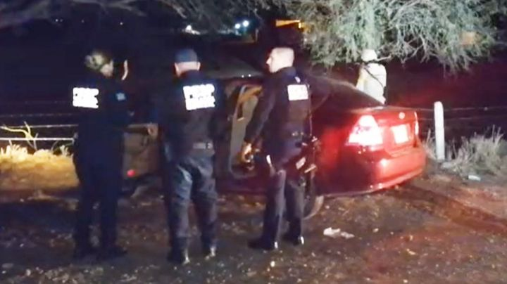 Sonora: Ataque armado de carro a carro deja varias personas heridas en Carretera Internacional