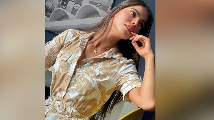 Esmeralda Ugalde conquista a todo TV Azteca al lucirse en coqueto 'outfit' deportivo