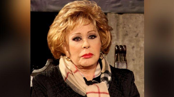 ¿Adiós Televisa? En 'Sale el Sol', Silvia Pinal impacta al confesar si piensa dejar la actuación