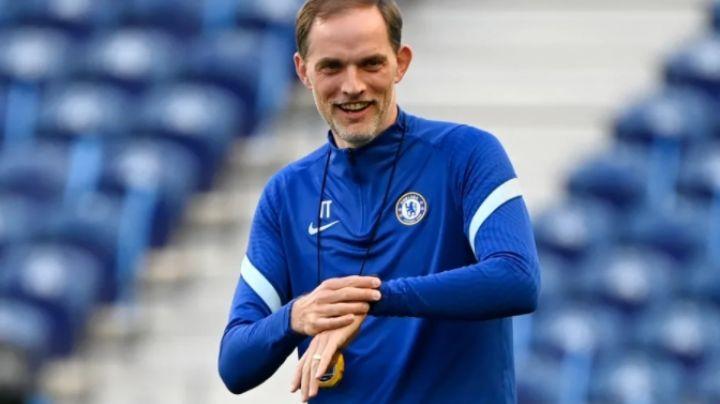 Premian a Tuchel; el Chelsea le renueva contrato por dos años más
