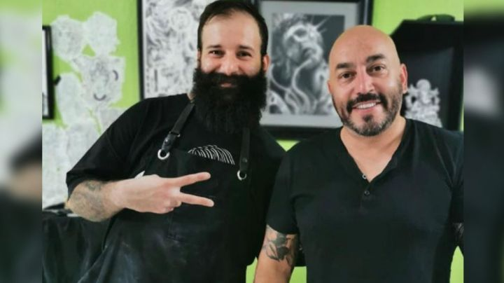 En 'Venga La Alegría', tatuador de Lupillo Rivera rompe el silencio sobre tatuaje de Belinda