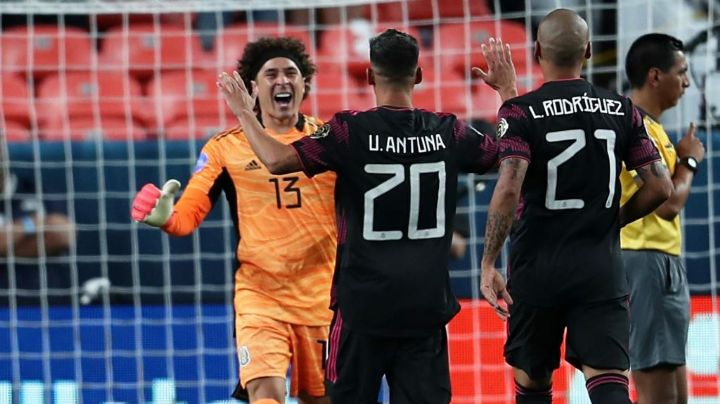 ¿Igual que en la Copa Oro de 2019? Así fue la tanda de penales entre México y Costa Rica