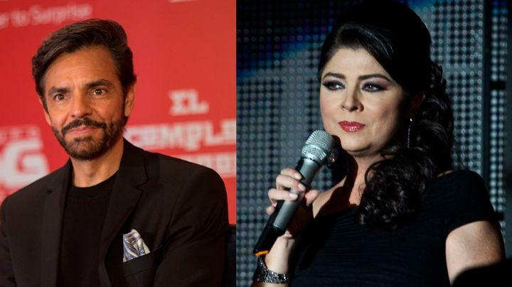 ¡Humilla a Victoria Ruffo! Eugenio Derbez explota contra su ex y niega que sea la 'reina' de Televisa