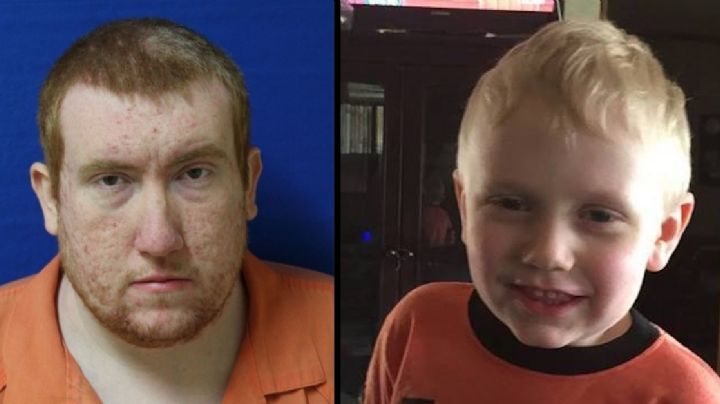 """""""Cuando me enojo pasan cosas"""": Joseph mató a su hijo de 5 años; su cuerpo nunca fue hallado"""