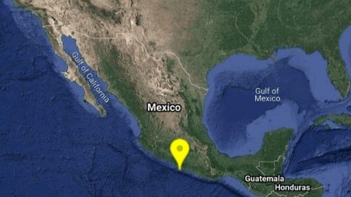 Alerta en Guerrero: Esta tarde, sismo de magnitud 4.2 golpea Técpan