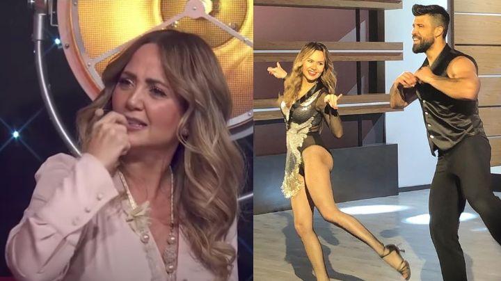 """Andrea Legarreta exhibe 'romance' entre integrante de 'Hoy' y actriz de Televisa: """"Echan chispas"""""""