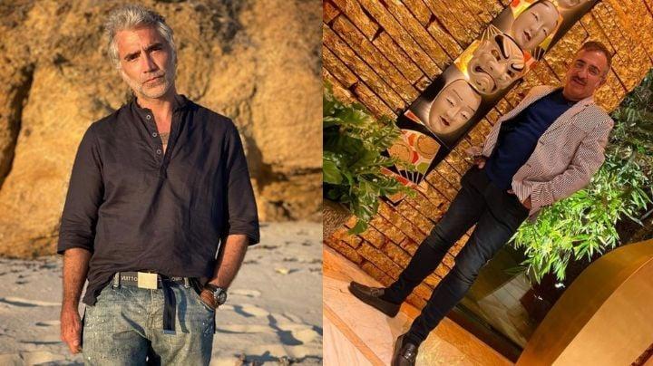 """""""Se parece a Vicente Fernández Jr."""": Comparan a 'El Potrillo' con su hermano por este VIDEO"""