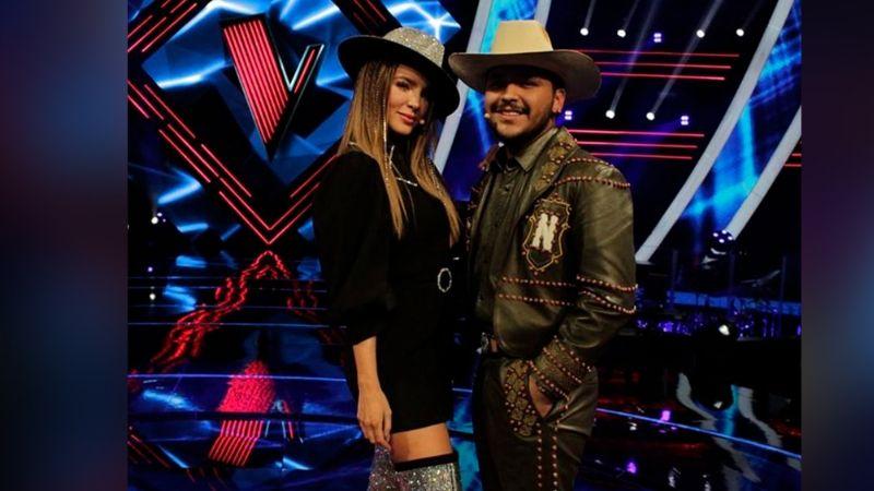 ¿La transmitirá Televisa? Christian Nodal rompe el silencio y habla de su boda con Belinda
