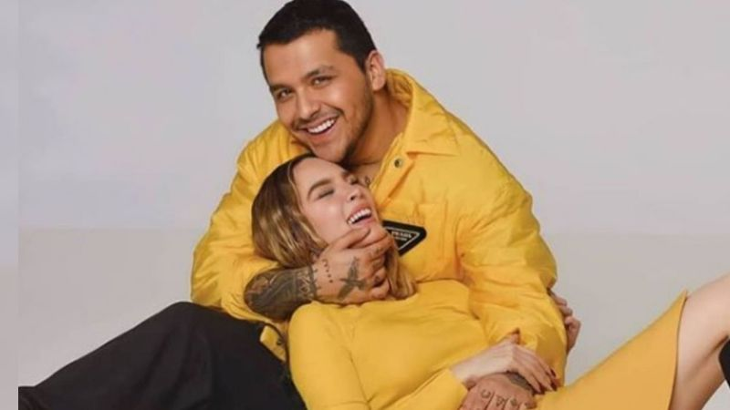 """Voy a ser papá pronto"": Christian Nodal rompe el silencio; revela si Belinda está embarazada"