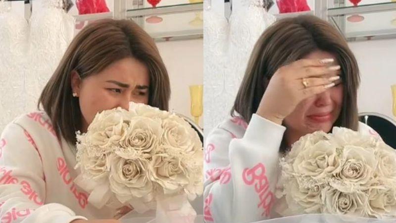 """¡'Sal y perrea'! Hacen pedazos a 'Gomita' por recordar su fallida boda en TikTok: """"Ya supéralo"""""""