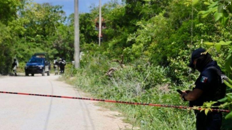 Cuerpo sin vida es encontrado en una camioneta; un anónimo lo notificó a la Policía
