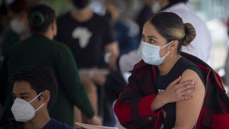 SSA reporta 230mil 097 muertes y 2 millones 452mil 469 casos de coronavirus en México